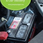 How to Replace a Car Battery {Pretty Handsome Guy Style} | Pretty Handy Girl