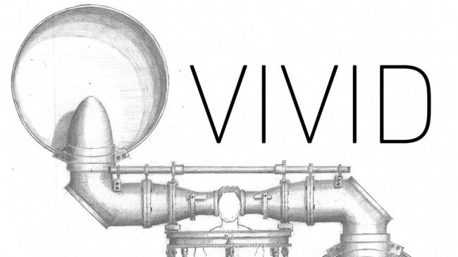 VIVID Post-Rock Festival in einem alten Kino in Norwegen