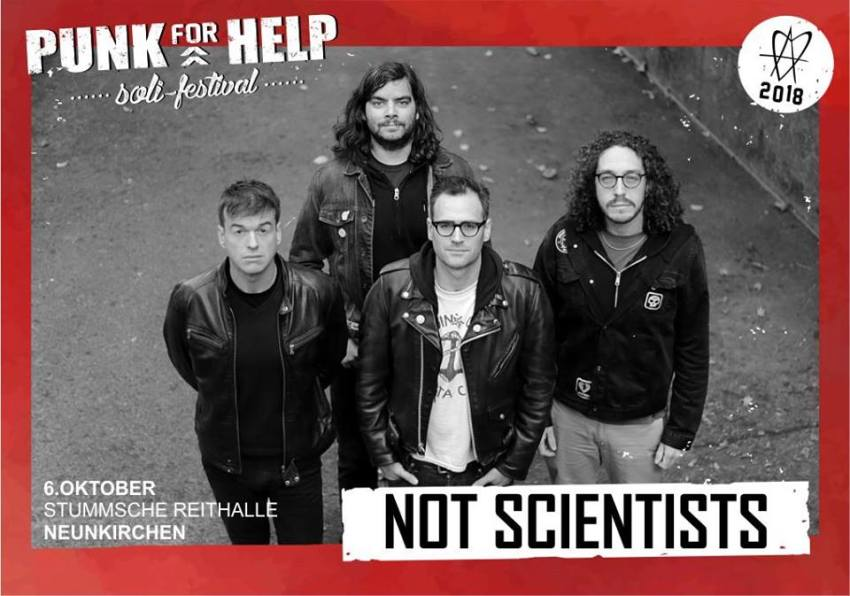Not Scientists
