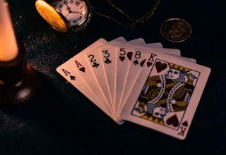 Ace Blur Card Game