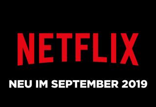 Netflix Septemer 2019