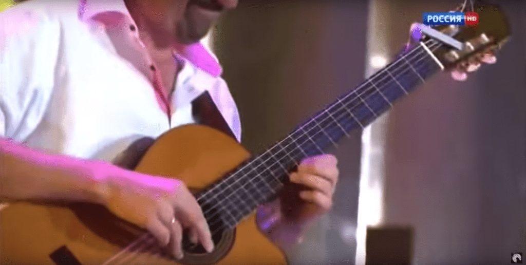 Epic Guitar Fail
