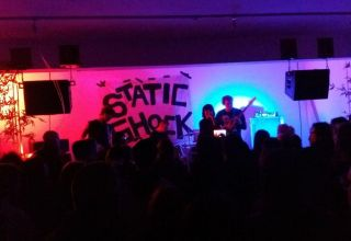 Static Shock Weekend VIII