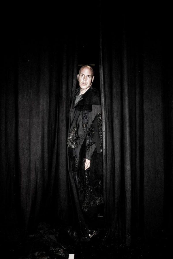 Thies Mynther Backstage, Phantom Ghost | (c) Peter Hoennemann