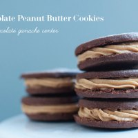 Chocolate Peanut Butter Cookie Recipe