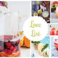 Love List: 5/21/14