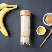 Peanut Butter Split Smoothie