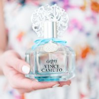 The Art of Perfumery: Notes from the Pros Behind Vince Camuto's New Perfume (Capri)