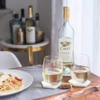 National Pinot Grigio Day + a Recipe for Scallops with Bucatini!