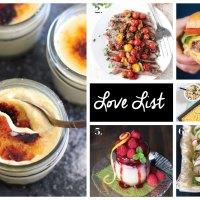 Love List 8/9/17: Sous Vide Recipes