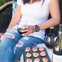 Summer Recipes for Entertaining Paired with the Perfect Beaujolais Wine!