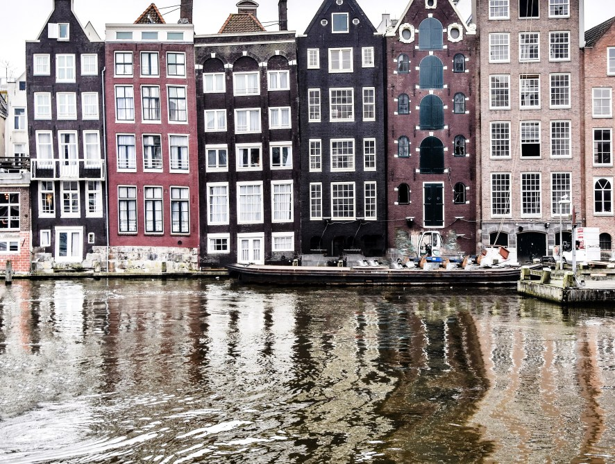 Two days in Amsterdam at the Andaz