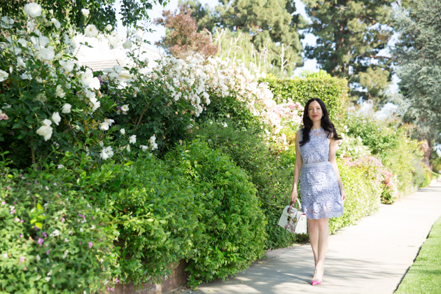 Shein Lilac Dress