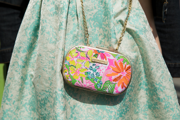 Lilly for Target Clutch