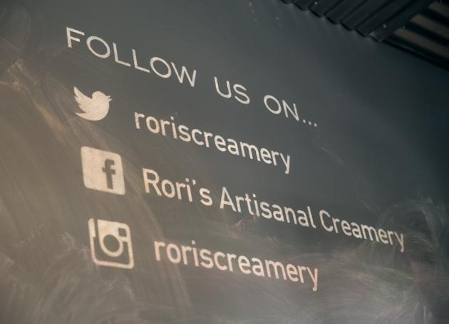 Rori's Artisanal Creamery