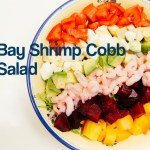Bay Shrimp Cobb Salad