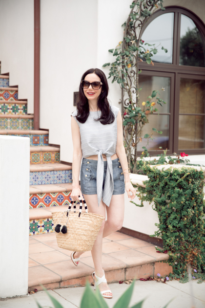 Summer Style with Pretty Little Shoppers Blog