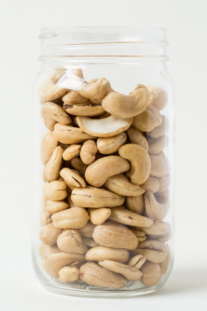 Sprouted Crispy Cashew Nut Recipe by Pretty Little Shoppers Blog