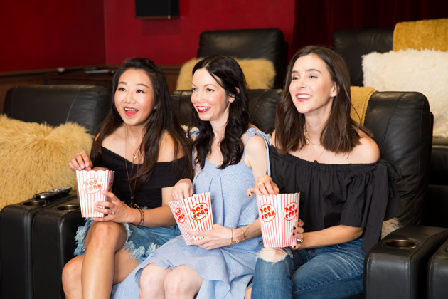 Blogger Movie Night - Pretty Little Shoppers Blog