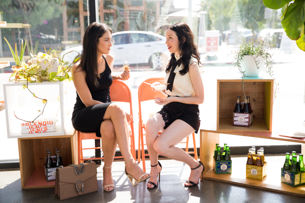 Pretty Little Shoppers Blog visits Jeni's Splendid Ice Creams