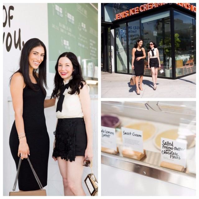 Jeni's Splendid Ice Creams - Pretty Little Shoppers Blogger Ice Cream Date