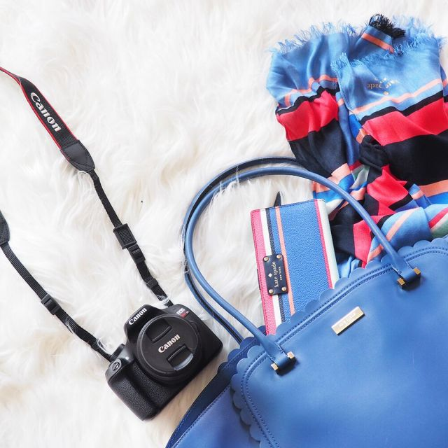 Canon Rebel Kit and Kate Spade Giveaway