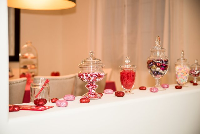 Galentine's Day Soiree - Candy Buffet