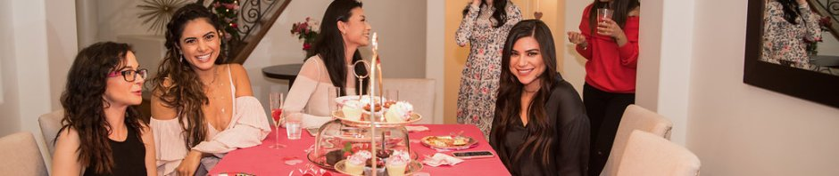 Galentine's Day Soiree - Pretty Little Shoppers Blog