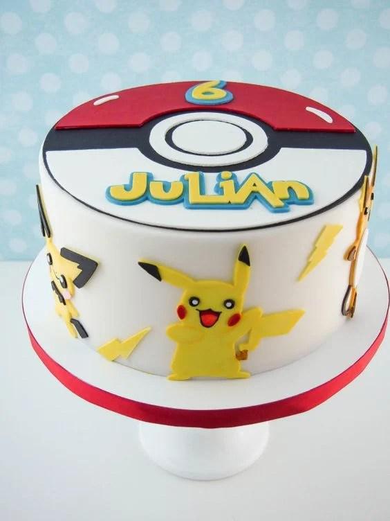 Creative Pokemon Birthday Party Ideas Pretty My Party