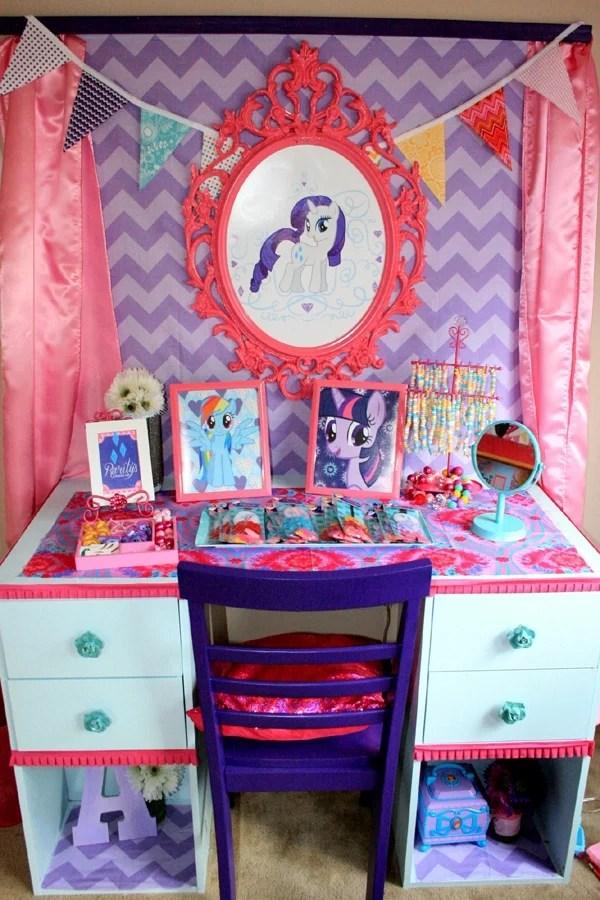 23 My Little Pony Birthday Party Ideas Pretty My Party