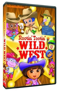 Nickelodeon Favorites Rootin Tootin Wild West Pretty