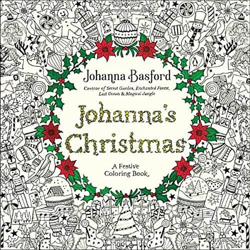 11 Festive Amp Fun Christmas Coloring Books For Adults
