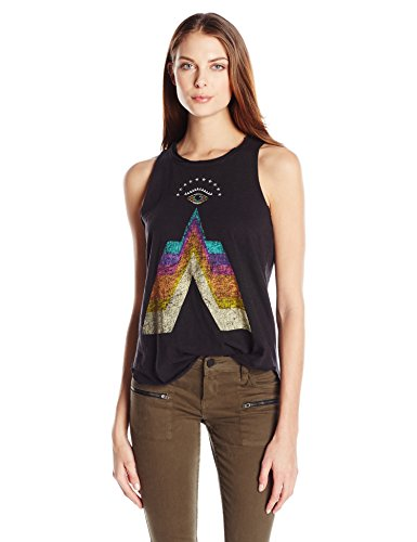 Chaser Women's Mind Eye Sleeveless Graphic Tank