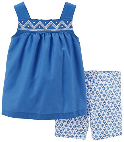 Carter's Baby Girls' 2 Piece Short Set (Baby)