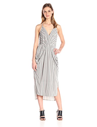 BCBGeneration Women's Faux-Wrap Dress