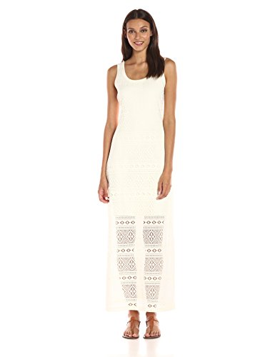 Karen Kane Women's Crochet Maxi Dress
