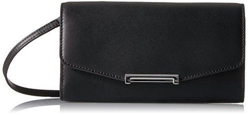 Ivanka Trump Mara Crossbody Wallet-Black