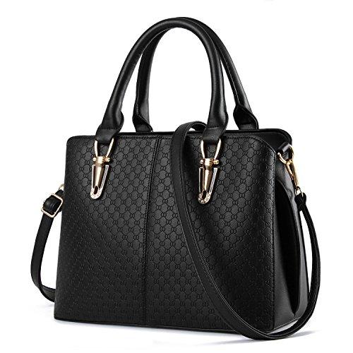TcIFE Women Top Handle Satchel Handbags Tote Purse