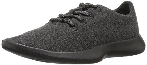 STEVEN by Steve Madden Women's Traveler Walking-Shoes, Black, 7 M US