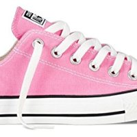 Converse Unisex Chuck Taylor All Star OX Sneaker (7 Men 9 Women, Pink)