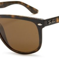 Ray-Ban RB4147 - Light Havana Frame Crystal Brown Polarized Lenses 60mm Polarized