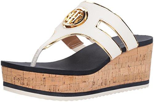7e1e6af5d24 Tommy Hilfiger Women s Galley Wedge Sandal