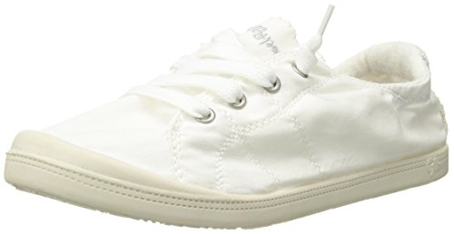 Jellypop Women's Dallas Sneaker, White, 9 Medium US
