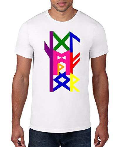 G JOY Magic Shirt DIY Kits for Adult Unisex T-Shirt Next Level Acrylic Non-Toxic Paints Brushes Gift Box Talisman Runes for Rapid Sale