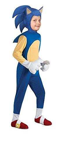 Sonic Generations Sonic The Hedgehog Deluxe Costume – Medium