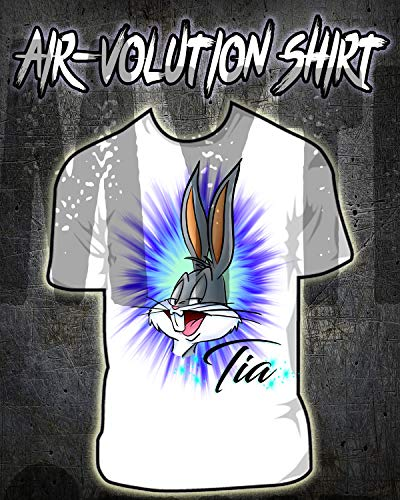 Personalized Airbrush Bugs Bunny Shirt