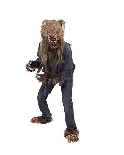 Zagone Studios K2M1015 – KKAW Kick Ass Wolf44; BWK Costume Brown