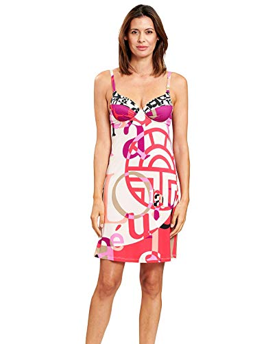 Feraud 3205055-16571 Women's Letters Underwired Beach Dress 10 – B Cup