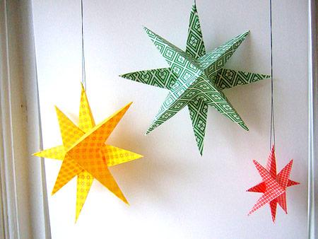 Super Simple Paper Stars