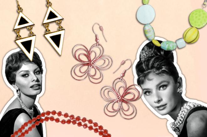 60s jewellery trends